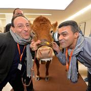 Le Grand Prix de l'Humour Vache à Michel Kichka et Khalid Gueddar