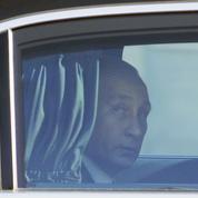 Vladimir Poutine renonce à sa visite parisienne