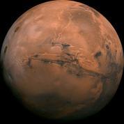 Barack Obama prévoit d'envoyer des hommes sur Mars dès 2030