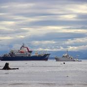 L'océan austral, piège à CO2 mal connu