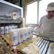 Un Chinois s'intéresse à la farine française