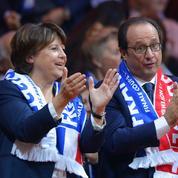 Aubry n'exclut pas de soutenir Hollande en 2017