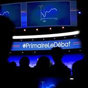 Débat de la primaire à droite : les candidats ciblent Hollande