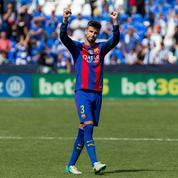 Gerard Piqué se verrait bien en président du FC Barcelone