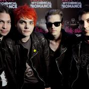 L'ex-guitariste de My Chemical Romance échappe à une mort terrible