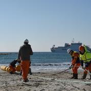 Google et Facebook vont construire un câble sous-marin géant à travers le Pacifique