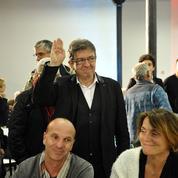 À Lille, Mélenchon veut séduire les déçus du PS