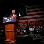 Donald Trump part en vrille