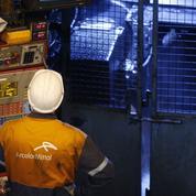 Florange : plus de 2000 personnes travaillent dans l'usine ArcelorMittal