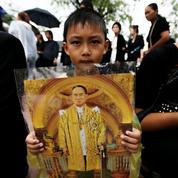 La Thaïlande plongée dans une délicate transition monarchique