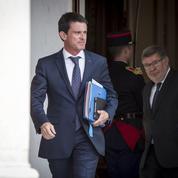 2017 : Valls s'emploie à montrer sa différence avec Hollande