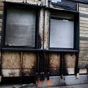 À Paris, le futur centre d'accueil pour SDF du XVIe arrondissement incendié
