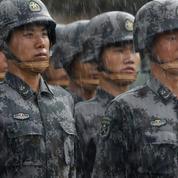 Le blues de l'armée chinoise