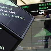 La Bourse de Londres s'est envolée grâce aux multinationales