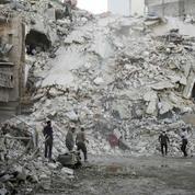Moscou annonce l'arrêt de ses frappes aériennes à Alep