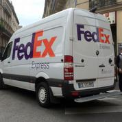 FedEx investit massivement en France