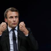 En pré-campagne, Macron s'attaque au thème de l'identité