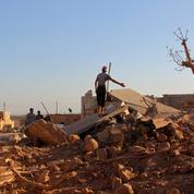 Boustan al-Qasr, carrefour des snipers d'Alep