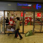 Carrefour retrouve des couleurs en France