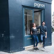 Pignon, néo-zinc des Batignolles