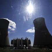 Réacteur[ré-a-kteur] n. m. Lieu de friction nucléaire