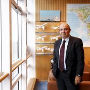 Éric Trappier: «J'engage une transformation progressive de Dassault Aviation»