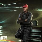 Lewis Hamilton dans le prochain Call of Duty