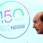 Nestlé: croissance au plus bas depuis 17 ans