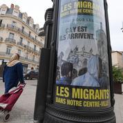 Béziers : une campagne publicitaire «pro-migrants» pour contrer Robert Ménard