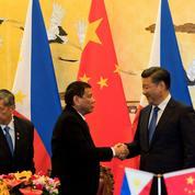 Le président philippin fait allégeance à Pékin