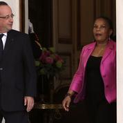 Taubira, l'ultime carte à jouer pour Hollande