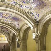 Et l'œuvre de Gaudi s'agrandit…
