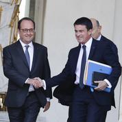 2017 : un nouveau sondage donne Valls devant Hollande