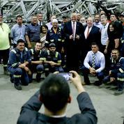 En Pennsylvanie, les ouvriers de l'acier ne voteront plus démocrate