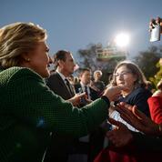 Hillary Clinton passe la barre symbolique des 50% d'intentions de vote
