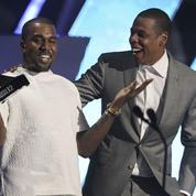 Entre Kanye West et Jay Z, le torchon brûle
