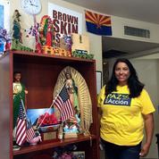 En Arizona, les Latinos font bloc contre Donald Trump