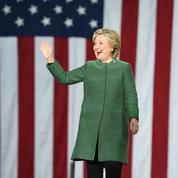 Clinton espère emporter le Sénat en plus de la Maison-Blanche