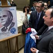Hollande: Mitterrand, c'est moi…