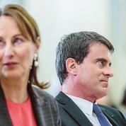Notre-Dame-des-Landes: nouvelle passe d'armes entre Manuel Valls et Ségolène Royal