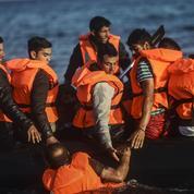 Migrants: 3800 morts en Méditerranée en 2016, un triste record