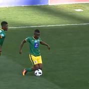 Un footballeur récolte un carton pour un dribble jugé provocateur