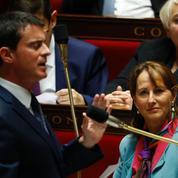 La querelle entre Royal et Valls reprend autour de Notre-Dame-des-Landes