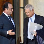 Hollande-Bartolone: crise de nerfs au sommet de l'État