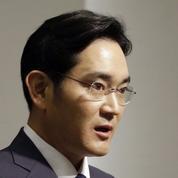 Baptême du feu pour l'héritier Samsung