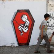 Au Yémen, le street-art entre en guerre