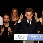 Sarkozy: «Qu'a promis M. Juppé à M. Bayrou en échange de son soutien?»