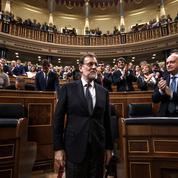 Rajoy garde les clés du gouvernement espagnol