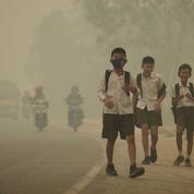 Un enfant sur 7 respire de l'air toxique