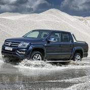 Volkswagen Amarok, le pick-up prend du galon
